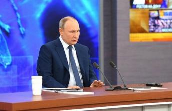 Putin'den Erdoğan açıklaması: Görüş ayrılığına düşüyoruz fakat...