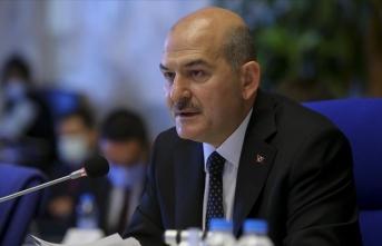 Soylu duyurdu: PKK'lı terörist sayısı 320'nin altında