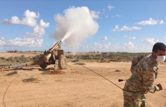 TSK'dan Libya ordusuna eğitim