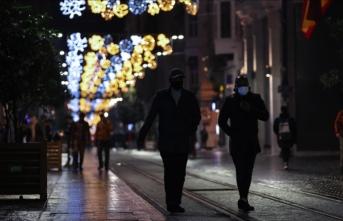 Türkiye'nin son 24 saatteki koronavirüs mücadelesi