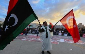 Türkiye'den Libya mesajı: Talebe cevap vermeseydik...