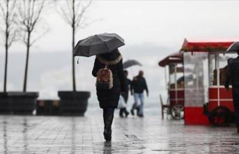 Uyarı geldi: Yağmur geçişlerine dikkat