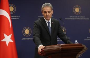 Yunanistan'a mesaj! Türkiye ön koşulsuz diyalog istiyor