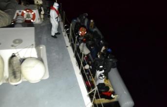 Yunanistan'ın ölüme gönderdiği sığınmacılar kurtarıldı