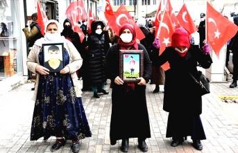 Acılı ailelerden eylem: Kürt-Türk kardeştir, ayrım yapan kalleştir