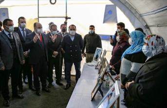 Anavatan Partisi Genel Başkanı Çelebi'den anlamlı ziyaret