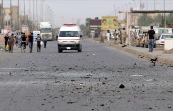 Bağdat'ta intihar saldırısı: 13 ölü 19 yaralı