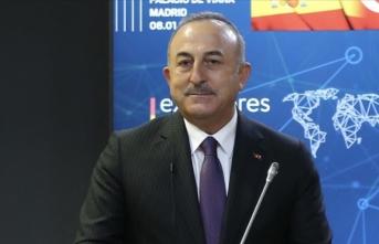 Bakan Çavuşoğlu'ndan AB'ye mesaj