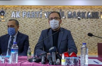 Bakan Kasapoğlu: Van'da bir gençlik hareketi başlatacağız