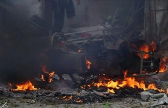 Barış Pınarı bölgesine hain saldırı: 2 ölü, 2 yaralı