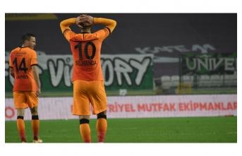 Belhanda'dan Galatasaray disiplin kurulu üyesine ırkçılık tepkisi