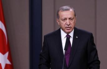Cumhurbaşkanı Erdoğan'dan 100. yıl mesajı