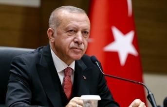 Cumhurbaşkanı Erdoğan, TESK Genel Başkanını kabul etti
