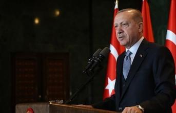 Erdoğan müjdeyi duyurdu: Tüm zamanların rekorunu kırdık