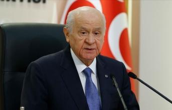 Devlet Bahçeli: HDP'ye hızla kapatma davası açılmalıdır, aksi takdirde MHP gereğini yapacaktır