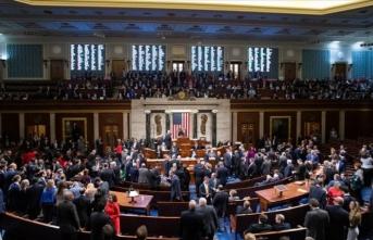 Donald Trump'a şok: Temsilciler Meclisi azil maddesini kabul etti