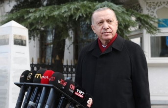 Erdoğan: Savunma sanayisine yönelik adımlarımızı hiçbir ülke belirleyemez
