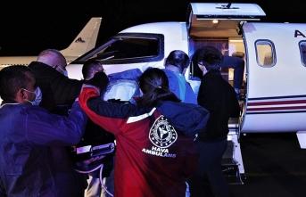Erdoğan talimat verdi: Patlamada yaralanan 2 Kişi Türkiye'ye getirildi