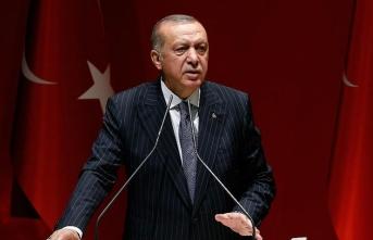 Erdoğan: Türkiye, Avrupa ailesinde hak ettiği yeri almalı