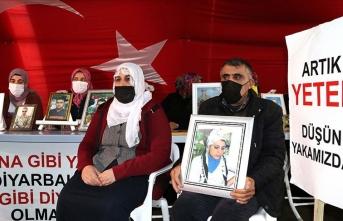 Evlat nöbetindeki anne: HDP'nin kanunu öldürmek