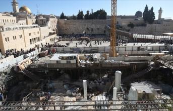 Filistin Mescid-i Aksa için BM'ye çağrı yaptı