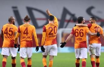 Galatasaray ile Yeni Malatyaspor 7. randevuda