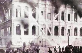 Geçmişten günümüze Türkiye'deki büyük yangınlar