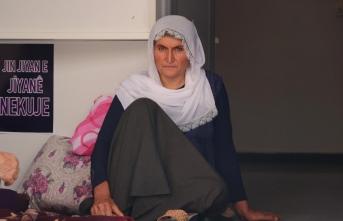 Hacire annenin evladı için başlattığı eylem ülke sınırlarını aştı