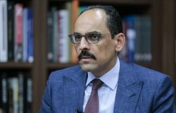 İbrahim Kalın'dan Kılıçdaroğlu'na tepki