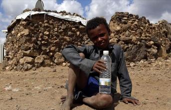 İnsani kriz korkunç boyutlarda: Üçte ikisi temiz suya erişemiyor