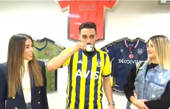 İrfan Can Kahveci resmen Fenerbahçe'de: İşte maliyeti
