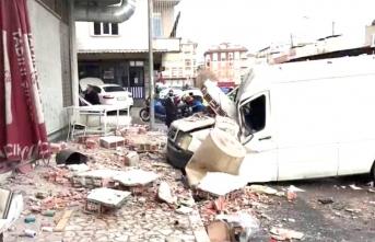 İstanbul'da patlama: Çok sayıda ekip sevk edildi