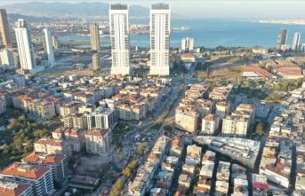 İzmir'de depremzedeler için rezerv alana konut yapılacak