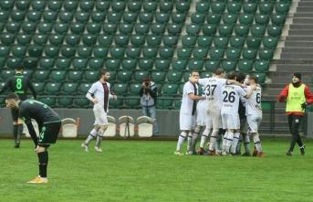 Karagümrük Konyaspor'u mağlup etti