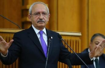 Kılıçdaroğlu'ndan 'sözde Cumhurbaşkanı' savunması