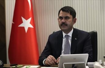 Kurum: Güçlü şehirler, güçlü Türkiye sloganıyla Türkiye'yi kalkındıracak adımlar atıyoruz