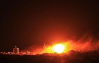 Lübnan-Suriye sınırında yakıt deposunda patlama: 10 yaralı