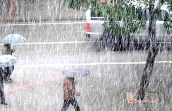 Meteorolojiden uyarı: Sağanak bekleniyor