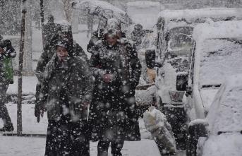 MGM paylaştı: İstanbul'a kar geri geliyor