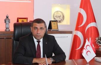 MHP'li Muhittin Taşdoğan aşı oldu