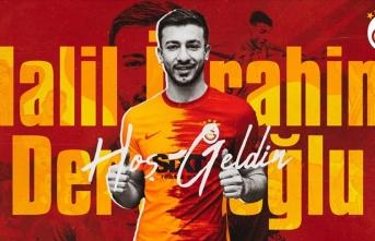 Milli oyuncu resmen Galatasaray'da