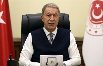 Milli Savunma Bakanı Akar'dan 'Sarıkamış Harekatı' mesajı