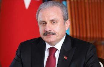 Mustafa Şentop'tan Ankara'ya geçmiş olsun mesajı
