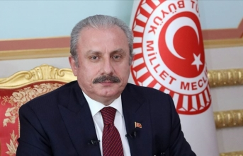 Mustafa Şentop'tan Rauf Denktaş için mesaj