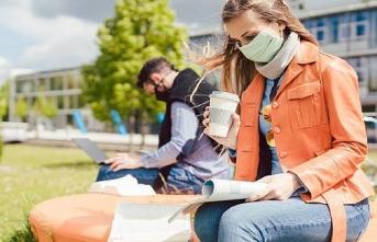 Pandemi, üniversite gençliğinin alışkanlıklarını değiştirdi