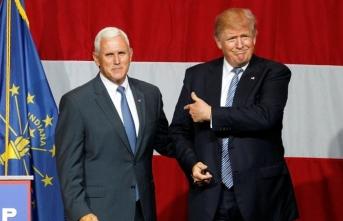 Pence, Trump için anayasanın 25. ek maddesini kullanmayacak