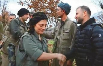 PKK'yı övdüler: Türk İHA'ları hareket eden her şeyi vuruyor