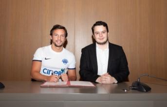 Resmen açıklandı: Kasımpaşa'ya Chelsea'den transfer