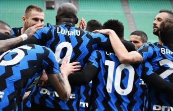 Serie A'da Inter seriye bağladı liderliği ele geçirdi