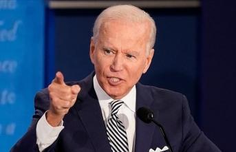 Sert tepki: Biden'ın barış çabalarını baltalamaya çalışıyorlar